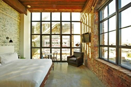 20 cool hotels in New York