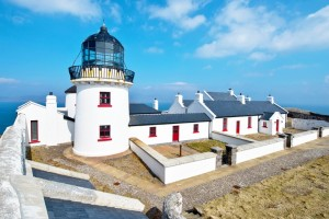 The 20 coolest hotels in Ireland Clare Island Lighthouse, Clare Island, Co Mayo